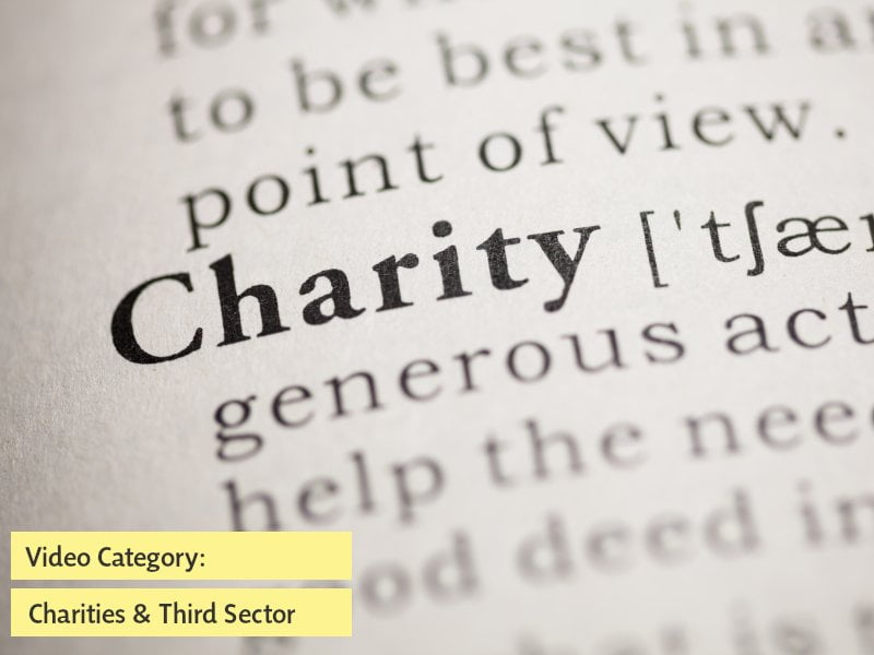 Charities & Third Sector